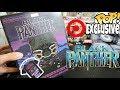 Target Exclusive GITD Black Panther Funko Pops & Tee | Unboxing!!