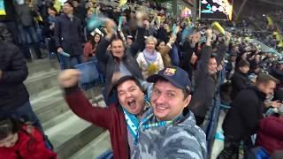 Астана - Ренн. Самое интересное на Астана Арене | Как это было!