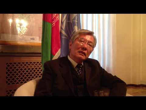 ④山本 忠通 国連アフガニスタン...