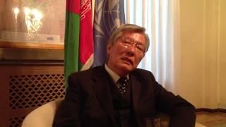 ④山本 忠通 国連アフガニスタンミッション(UNAMA) 事務総長特別代表に聞く
