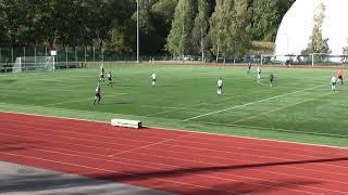 23.09.18 Espoo-IFK F18 - Halvlek 2