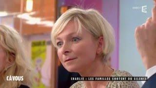 Charlie hebdo : Les familles sortent du silence - C à vous - 07/01/2016