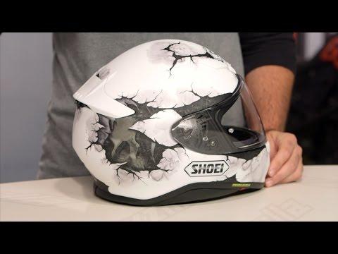 3f582b62 Shoei RF-1200 Ruts Helmet Review at RevZilla.com - YouTube