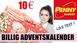 10€ BILLIG ADVENTSKALENDER VON PENNY l Lohnt es sich? l Sara Desideria