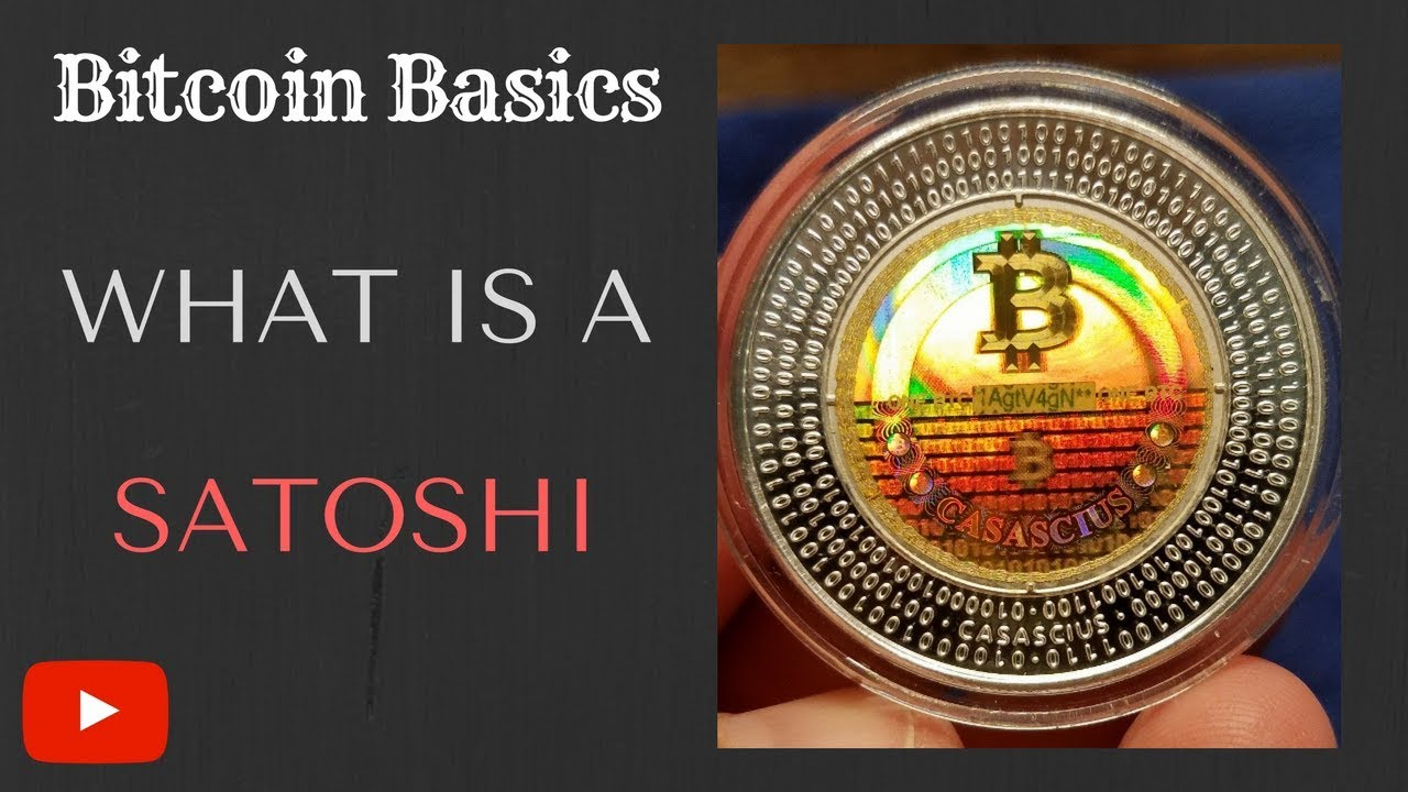 what is satoshi in cryptocurrency