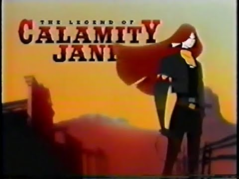 [English Subbed] The Legend Of Calamity Jane: Episode 10 - Dead, or Alive (Serbian Dub)
