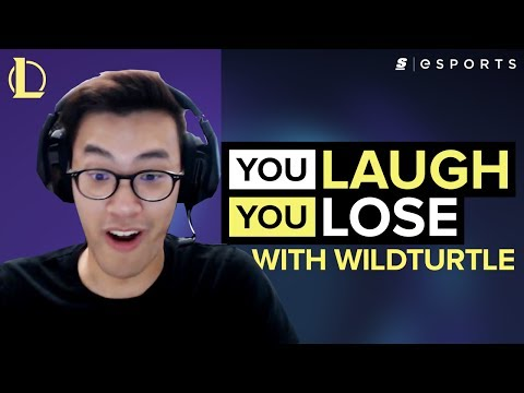 You Laugh, You Lose with WildTurtle: Being compared to Doublelift, leaving TSM & his legacy