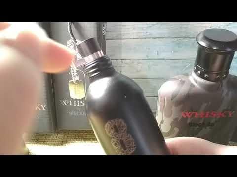 WHISKY отличные ароматы для мужчин, обзор новинок
