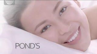 Iklan Ponds White Beauty Night Cream Maudy Ayunda
