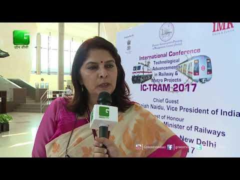 Dr Kalpana Dube, Executive Director Finance, RDSO