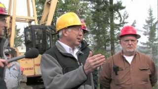 Secretary Salazar Forestry Press  Conference -- February 2012