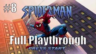 Spider Man vs Monster Ock: Spider-Man PS1 Playthrough (Part 8)