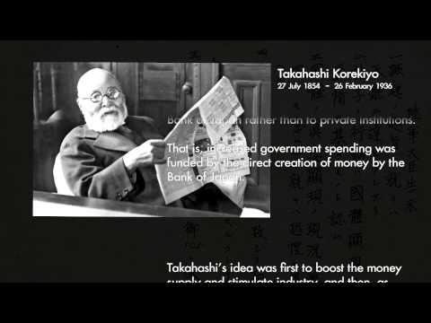 Takahashi Korekiyo, the Japanese Keynes