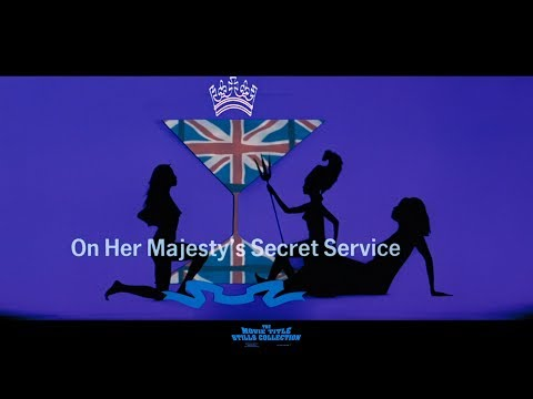 On Her Majesty's Secret Service (1969) title sequence
