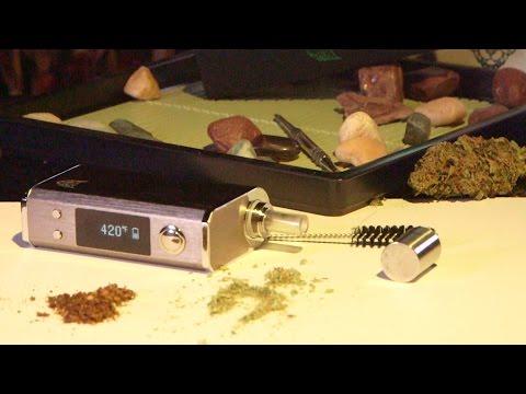 LINX GAIA Dry Herb Vaporizer: Blazin' Gear Review