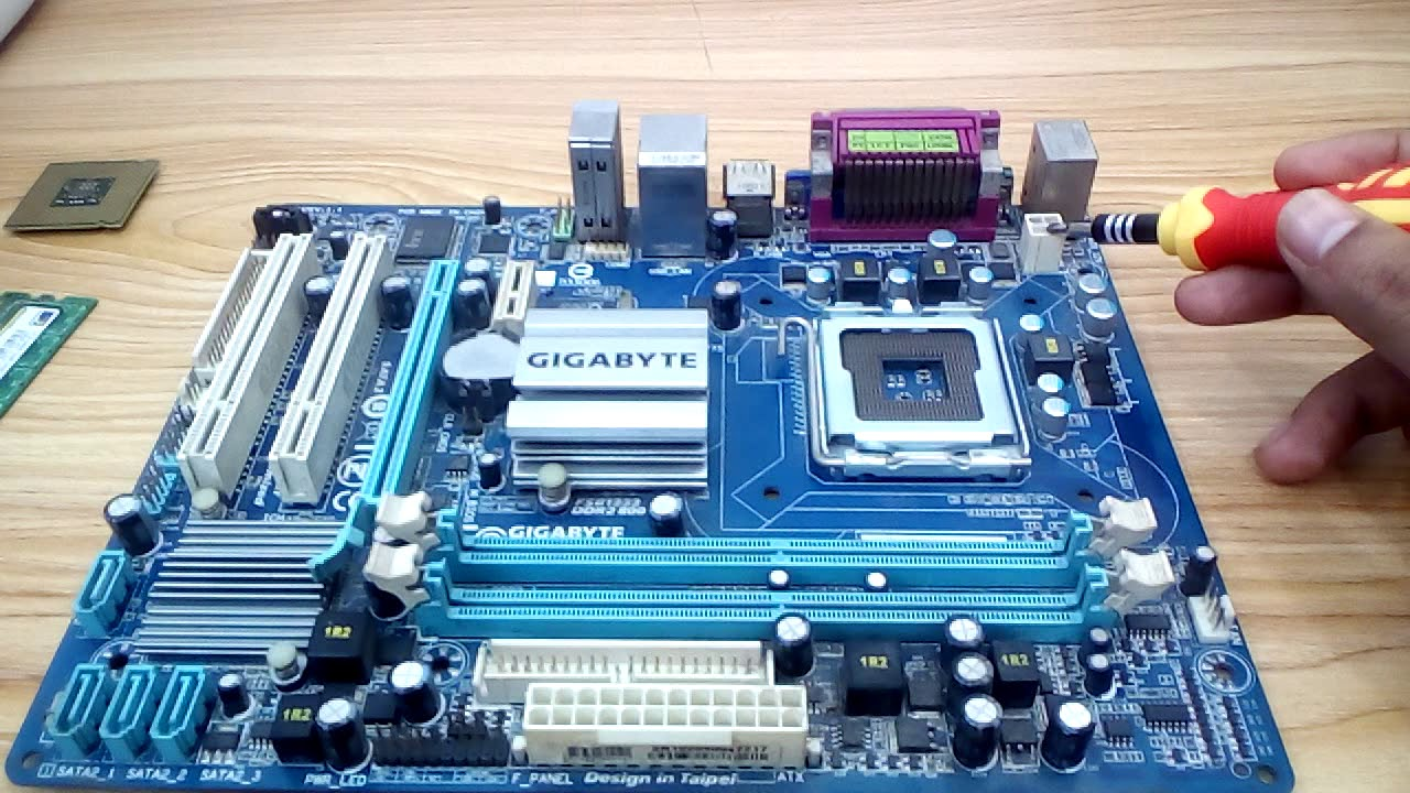 motherboard parts and functions part  01