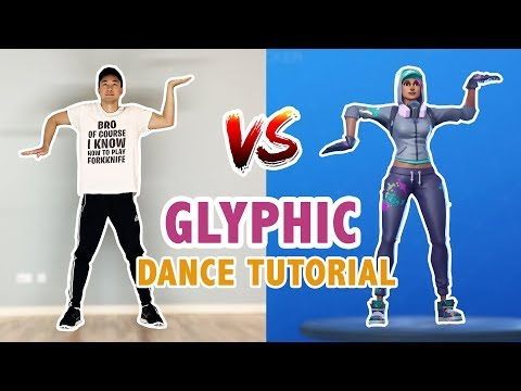 Fortnite Glyphic Dance Tutorial | Fortnite Chapter 2 Dances
