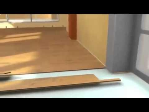 0 - Укладання ламінату на нерівний підлогу