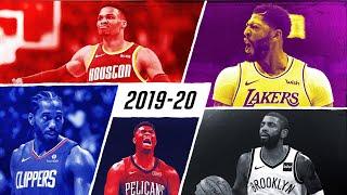 """NBA 19-20 """"BEZERK"""" Ft Big Sean Mix"""