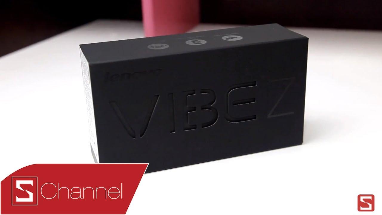 Schannel – Mở hộp Vibe Z: Smartphone đầu bảng của Lenovo – CellphoneS