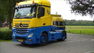 Truck instapdag Sukerbietenfeest Lemelerveld 2019