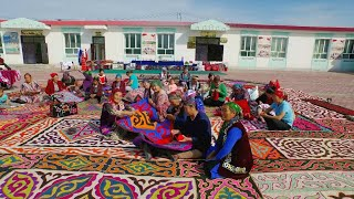 How impoverished farmers from Xinjiang hinterlands become better off