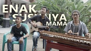 Enak Susunya Mama Faiha Cover by Ikhsan Nugraha Friends