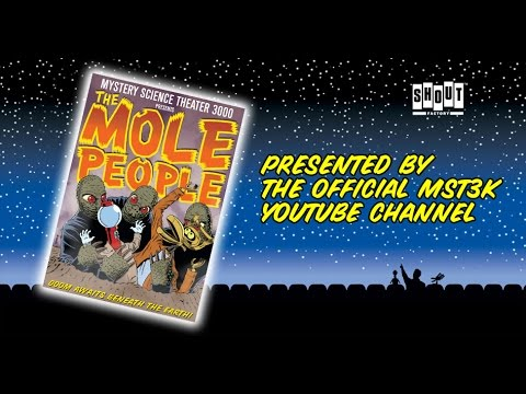 MST3K: The Mole People (FULL MOVIE) - with Annotations