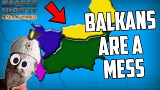 Hearts of Iron 4 HOI4 Bulgaria Tries for Balkan Dominance Kaiserreich Mod
