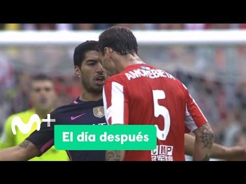 El Día Después (26/09/2016): Suárez VS Amorebieta, primer asalto
