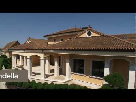V16 casas con tejas mixtas de la escandella for Casas con techo de teja