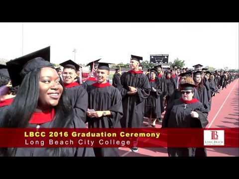 LBCC - 2016 Graduation Ceremony