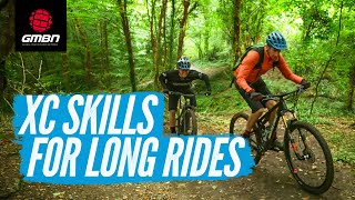 Cross Country Skills For Long Distance Riding | XC Tips With Oli Beckingsale
