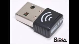 mini adaptador wireless wifi usb 2 0 802 11n bgn 450mbps lojas mdia