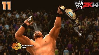 WWE 2K14: 30 Years of WrestleMania #11 - A nice cold Steveweiser