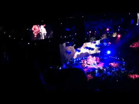 Fleetwood Mac, Gold dust women. Chesapeake Arena Oklahoma City 4-17-2015