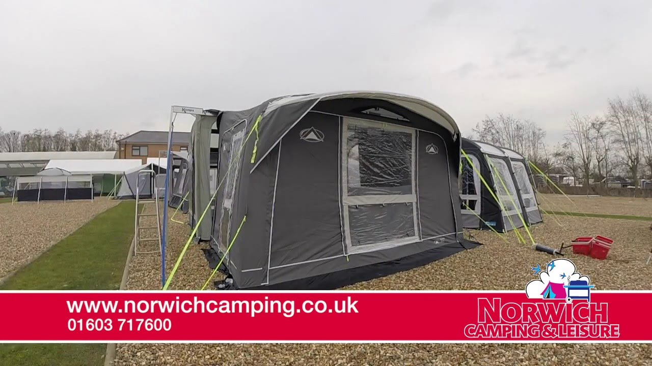 Sunncamp Advanced Air 390 Awning 2016
