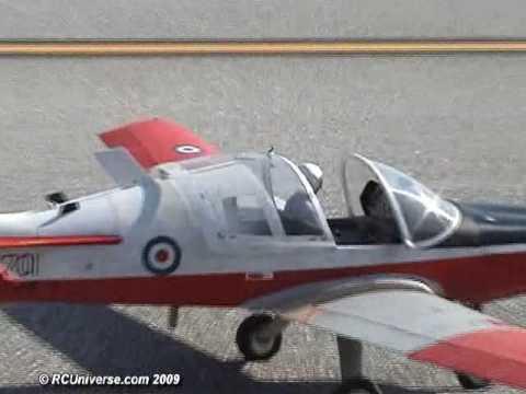 Top Gun 2009 - Bob Patton - Scottish Aviation Bulldog