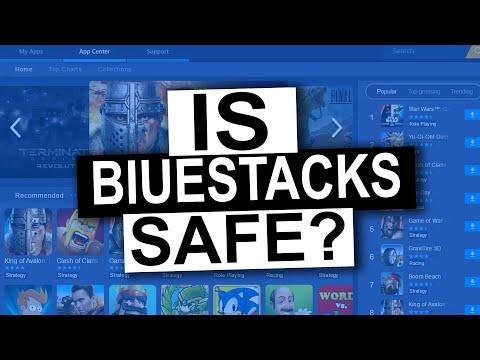 Is BlueStacks Safe for PC?