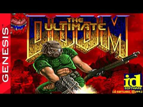 Doom - E1M1 At Doom's Gate (Sega Genesis Remix)