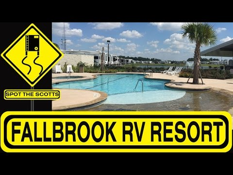 Spot the Scotts: Fallbrook RV Resort in Houston Texas ~ Full Time RV Life {#103}