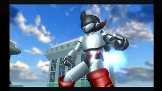 ニセアトムにメトロシティを襲う事件が発生し、そして新たな能力はド派手な必殺技 アームキャノンが使えるようになる時!! さらにあの戦闘ロボットに再び襲来し、宿命の戦いが ...