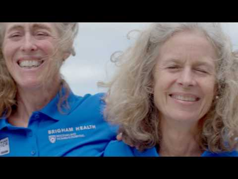Team Brigham Health and Race Across America Video – Brigham and Women's Hospital