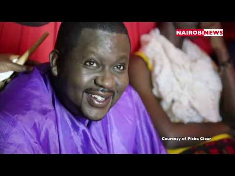 Nairobi News : Exclusive backstage interview with Churchill and Crew