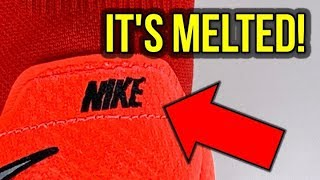 QUALITY ISSUES FROM NIKE?