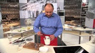 Кухня Греции и Кипра. Гирос с дзадзыки