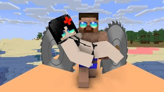 SHORT LIFE, BREWING SEXY BOY, SWIMMING, DATING, LOVE STORY ALL FOR ONE (4 in 1)- MINECRAFT ANIMATION