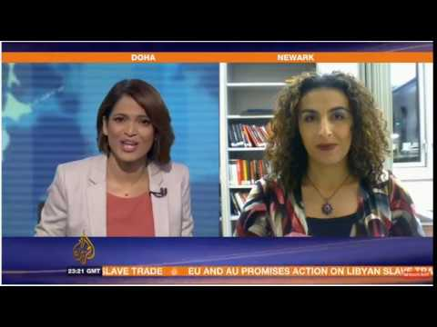 Sahar Aziz on Ahmed Shafiq Egyptian President candidacy and UAE travel restrictions
