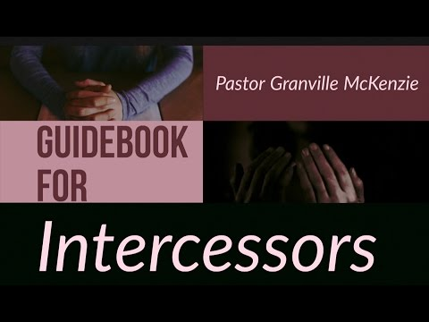 Guide Book for Intercessors