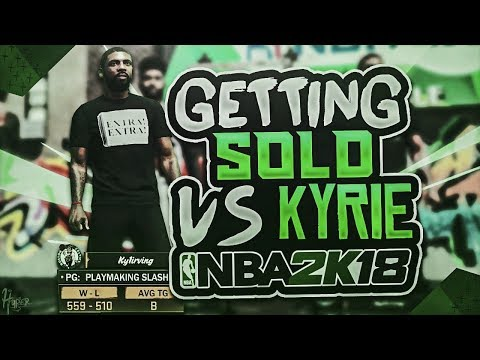 NBA PLAYER KYRIE IRVING EMBARRASSES ME ON THE PARK